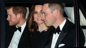 Prinz William, Prinz Harry, Herzogin Kate