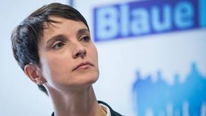 """Frauke Petry hat nach ihrem Parteiaustritt Ende September das Bürgerforum """"Blaue Wende"""" ins Leben gerufen"""