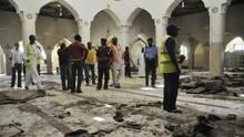 Anschlag in Moschee in Nigeria