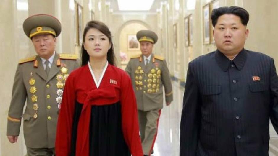 Ri Sol Ju: Das ist die mysteriöse Frau an Kim Jong Uns Seite