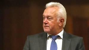 Der stellvertretende FDP-Vorsitzende Wolfgang Kubicki