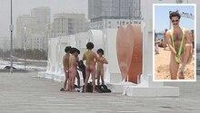 Borat - Sacha Baron Cohen - Kasachstan - Geldtsrafe
