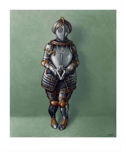 Eiserne Lady in Nöten