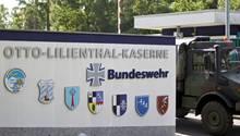 Die Otto-Lilienthalt-Kaserne im Blickpunkt: ein Saufgelage sorgt für Aufregung