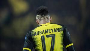 BVB Pierre-Emerick Aubameyang