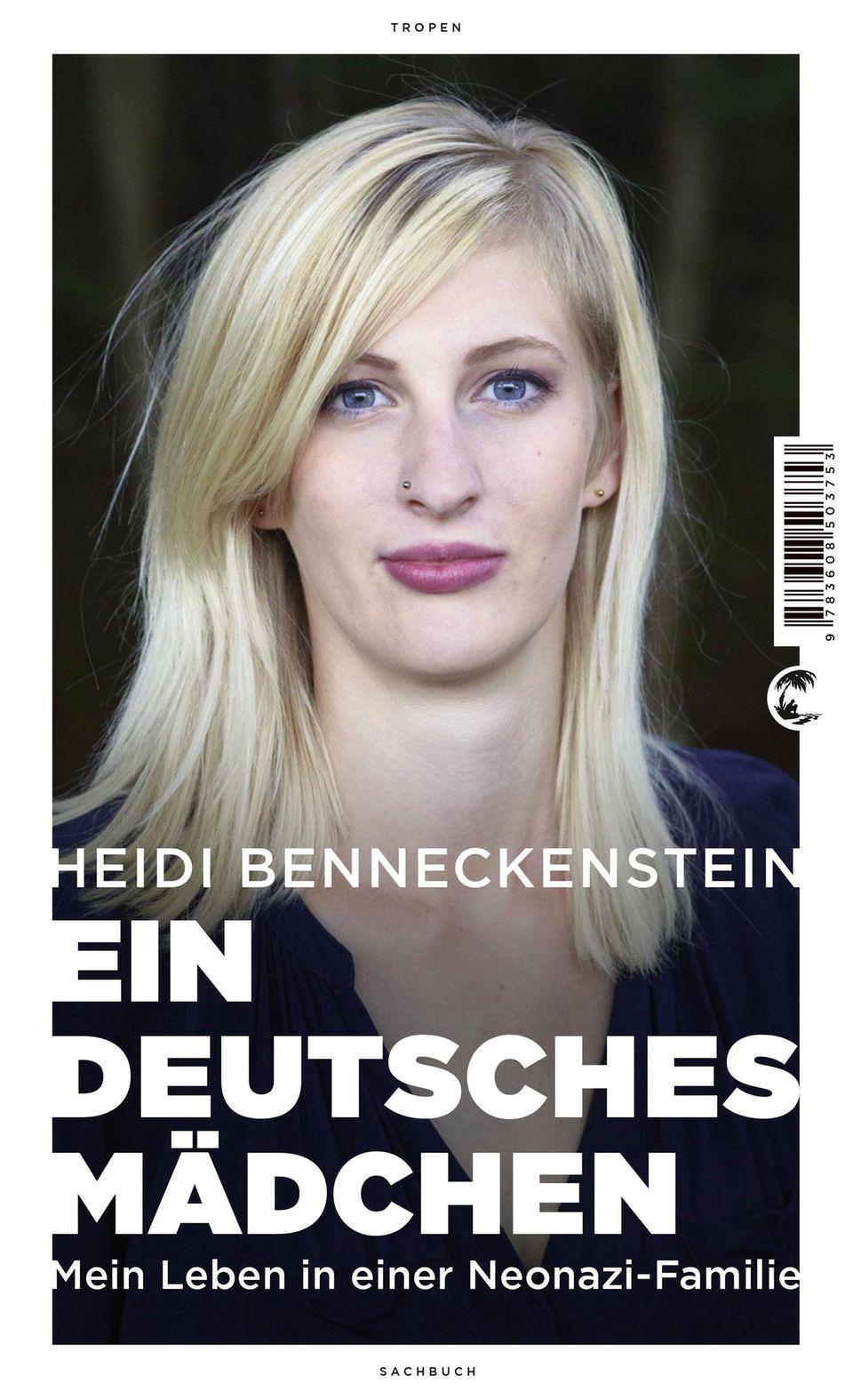"""Heidi Benneckenstein """"Ein deutsches Mädchen"""""""