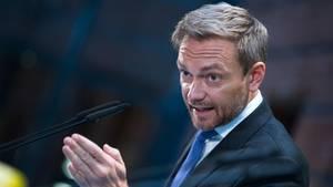 Jamaika-Scheitern: FDP-Chef Lindner widerspricht Generalsekretärin - schließt Wiederaufnahme der Gespräche aus