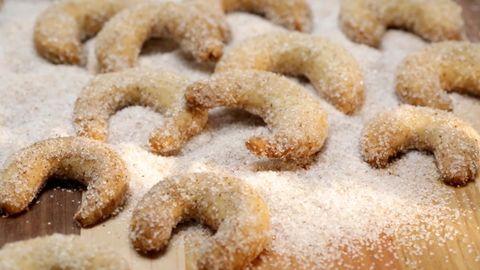 getraenke: Pfirsichflip mit Mandeln