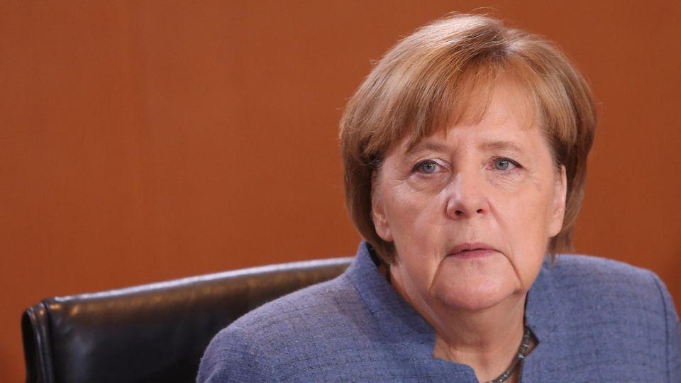 """Junge Union Düsseldorf fordert """"sofortigen Rücktritt"""" von Merkel"""