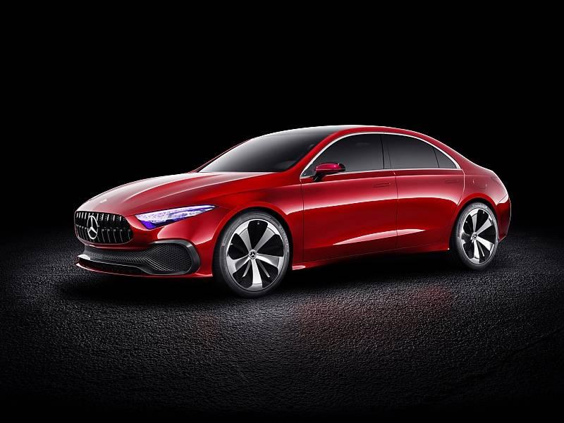 neue mercedes a-klasse mehr modelle, mehr komfort und bessere
