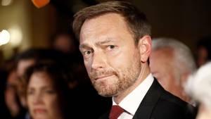 """Christian Lindner: """"Vertrauensvolle Zusammenarbeit mit den Grünen auf Bundesebene ist zum gegenwärtigen Zeitpunkt nicht möglich"""""""
