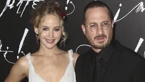 Jennifer Lawrence und Darren Aronofsky
