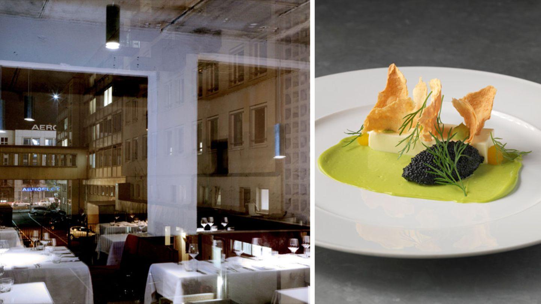 Das Ist Das Erste Vegetarische Restaurant In Deutschland Mit Einem Michelin Stern Stern De