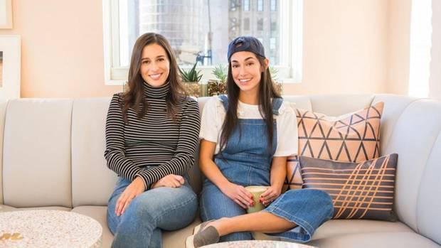 Die Gründerinnen Lauren Kassan und Audrey Gelman