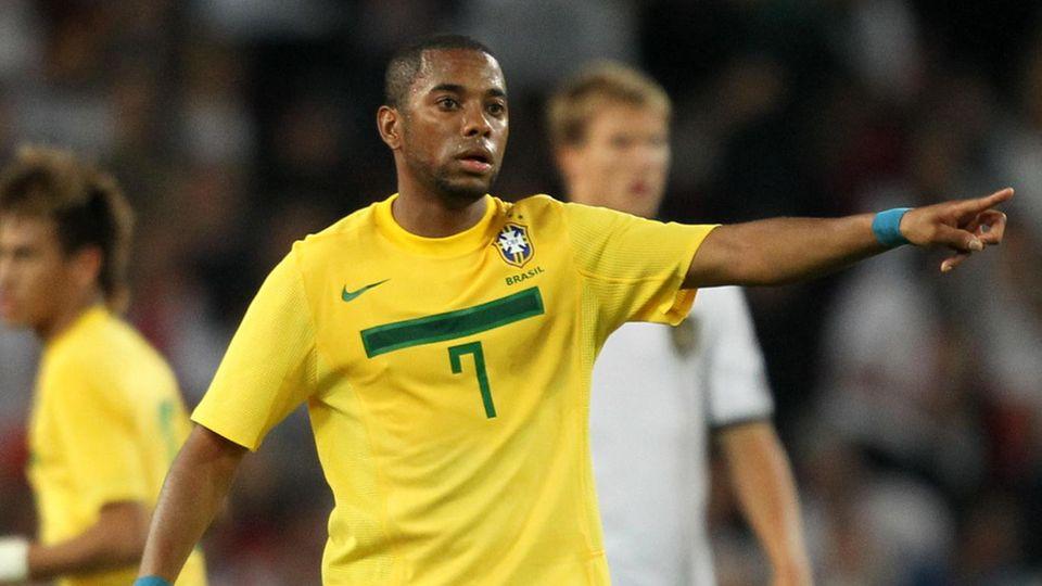 Fußballer Robinho nach Vergewaltigungsvorwurf verurteilt