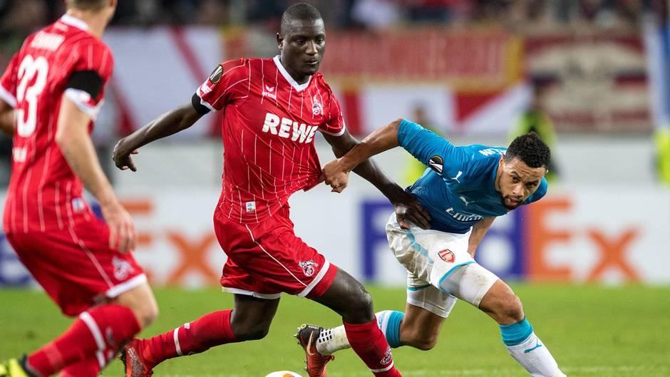 Europa League 1 Fc Köln Mit Kleiner Sensation Sieg Gegen Arsenal