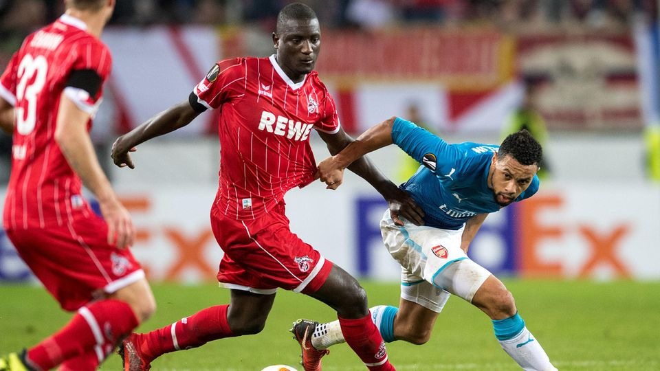 Köln bezwingt Arsenal und wahrt sich Europa-League-Chance