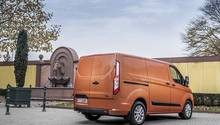 Ford Transit Custom 2.0 TDCi - variabel einsetzbar