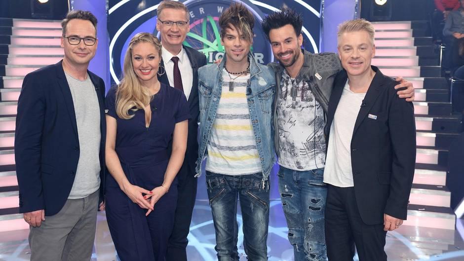 """Promi-Special bei """"WWM"""": Wie ein Promi-Joker Günther Jauch die Show stahl"""