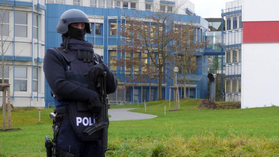 nachrichten deutschland - amokdrohung uni trier