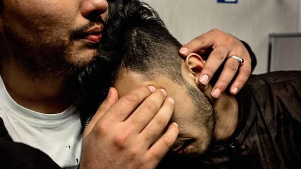 Übelkeit: Von den Drogen dröhnt den jungen Männern der Kopf