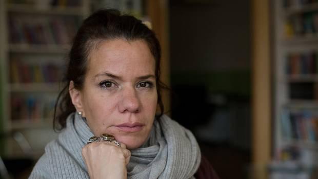 Helferin im Stress: Diana Henniges