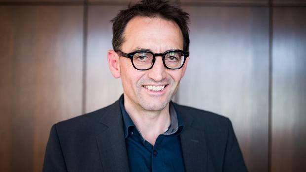Bezirksbürgermeister Stephan von Dassel