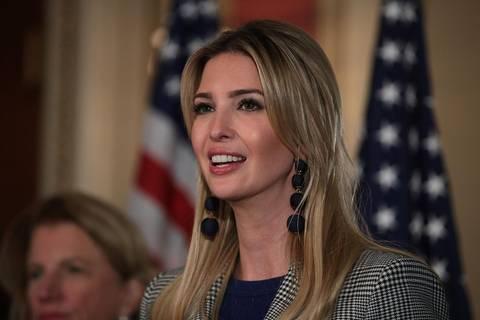 Muschelschale: Das Netz verspottet Ivanka Trumps Deko-Idee
