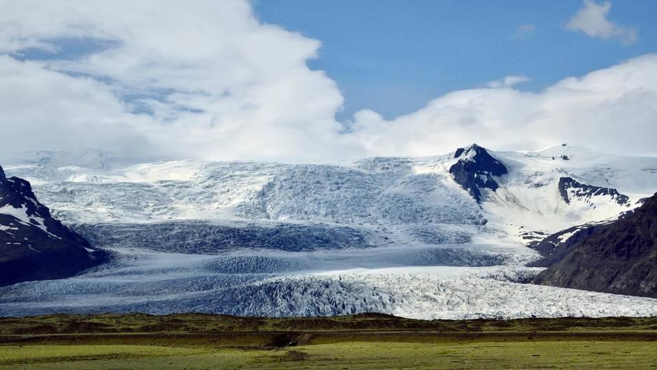 Island - Vulkanausbruch - Öræfajökull - 2