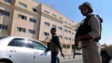 Anschlag Ägypten Sinai