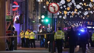 """Unruhe in London - U-Bahn-Station """"Oxford Circus"""" evakuiert - Polizei vor Ort"""