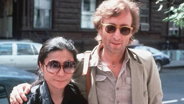 Yoko Ono und John Lennon - Bars sollen nicht Yoko Mono und John Lemon heißen