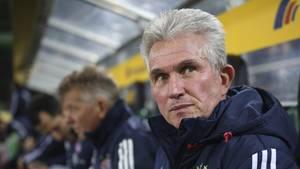 Jupp Heynckes will nichts über eine Verlängerung beim FC Bayern hören