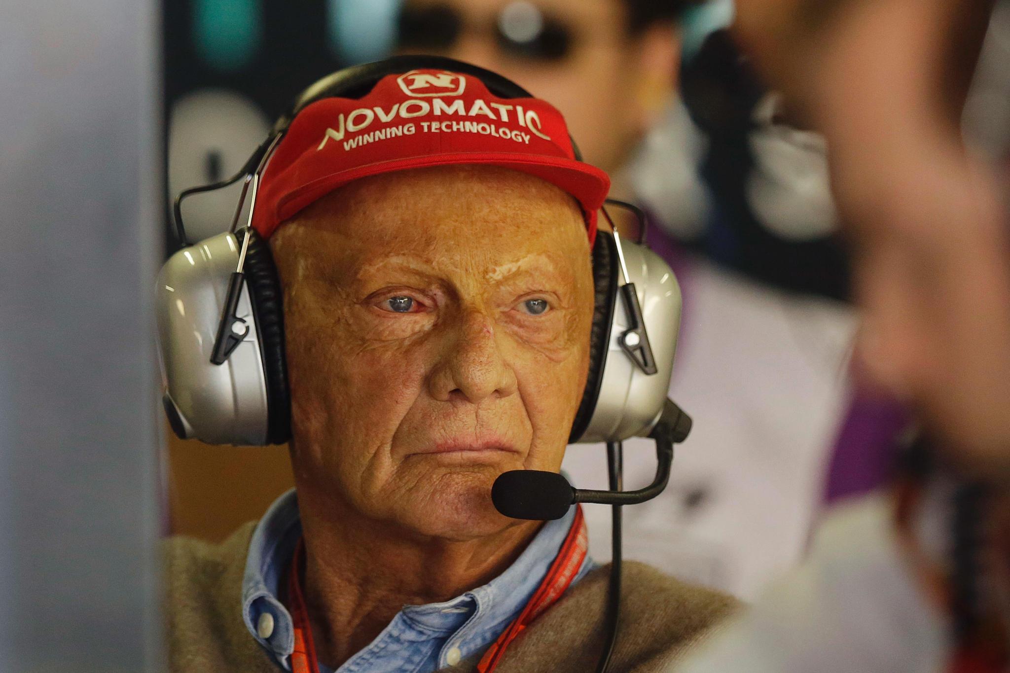 Niki Lauda: Abschied als Formel-1-Experte vor laufender Experte ...