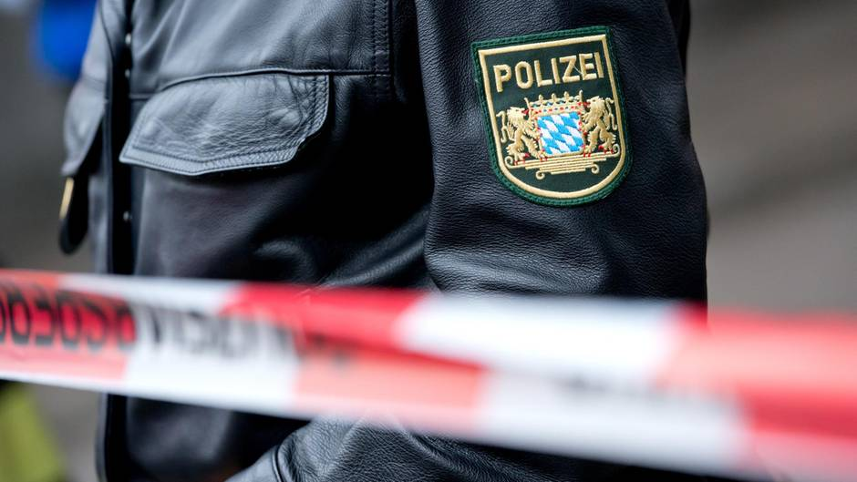 Polizei-Großeinsatz an Augsburger Schule
