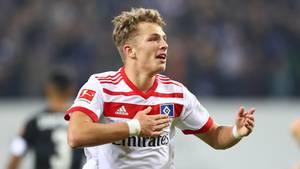 Fiete Arp angeblich vom HSV zu Chelsea