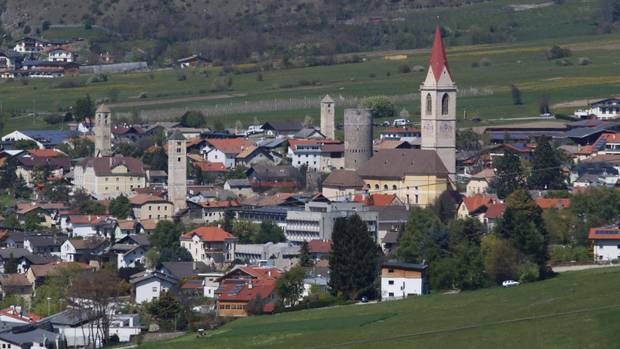 Die Gemeinde Mals im Vinschgau