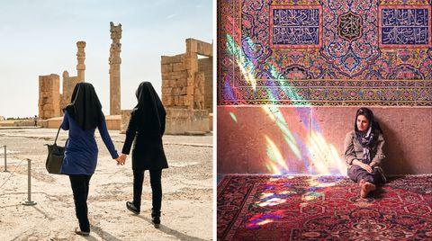 Reiseziel Iran: Wo die Freiheit im Geheimen ausgelebt wird
