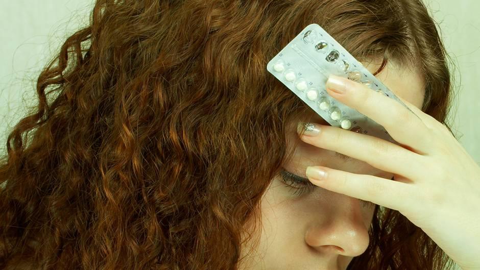 Viele Frauen treffen eine Entscheidung pro Pille bereits in sehr jungen Jahren
