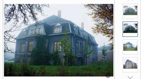 Diese Villa kommt unter den Hammer - Mindestgebot: 1000 Euro.