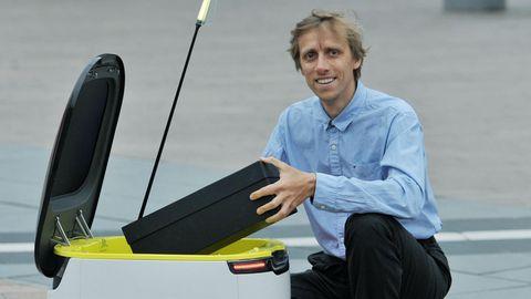 45-jähriger Informatiker: Vor 14 Jahren erfand er Skype - nun plant Ahti Heinla die nächste Revolution