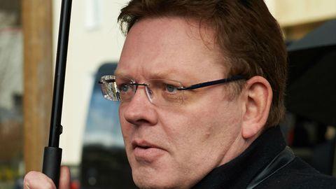 Andreas Hollstein ist Bürgermeisterder nordrhein-westfälischen Stadt Altena und CDU-Politiker