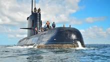 "U-Boot ""ARA San Juan"""