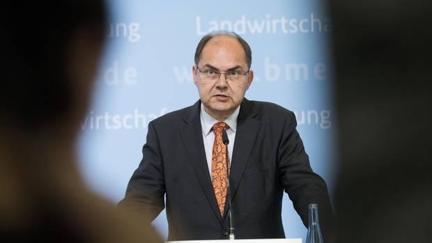 Ja zu Glyphosat: Christian Schmidt, Bundesminister für Landwirtschaft