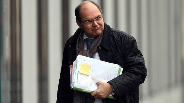 """Christian Schmidt (CSU) stimmte für die Glyphosat-Verlägerung - """"als Fachminister"""""""