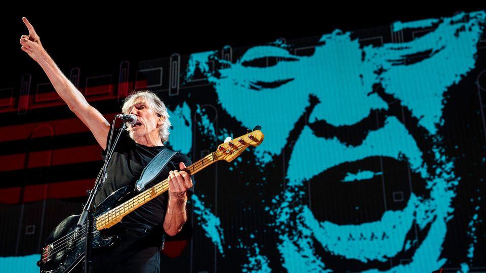 ARD Rogers Waters Pink Floyd BDS