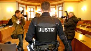 Prozess gegen mutmaßlichen Kindesentführer in Leipzig begonnen