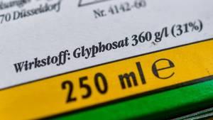 Wundermittel oder Giftbrühe? Glyphosat ist stark umstritten - und fünf weitere Jahre erlaubt