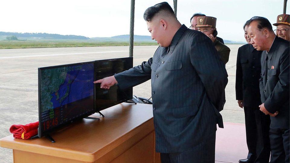 """Nordkorea sieht sich nach Raketentest gewappnet für Angriff auf """"die gesamten Kontinental-USA"""""""