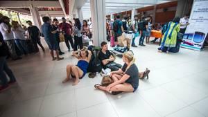 Entwarnung für Reisende: Internationaler Flughafen auf Bali nimmt in Kürze Betrieb wieder auf